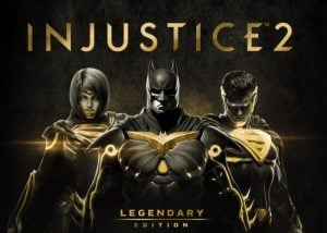 Injustice 2 Legendary Edition Launches March 30th 2018
