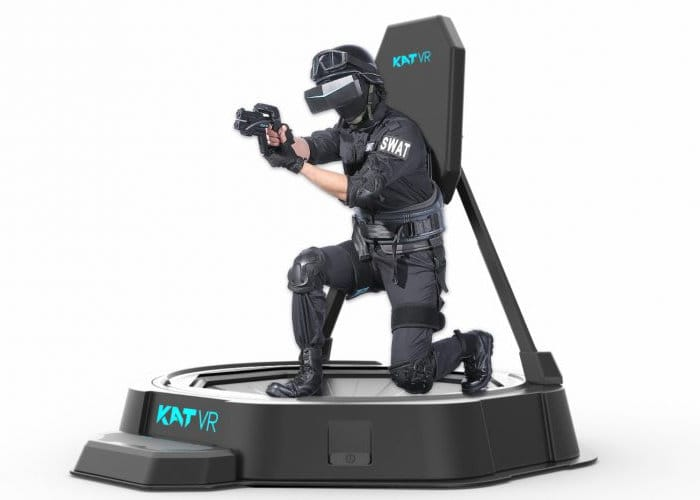 KAT Walk Mini VR Treadmill