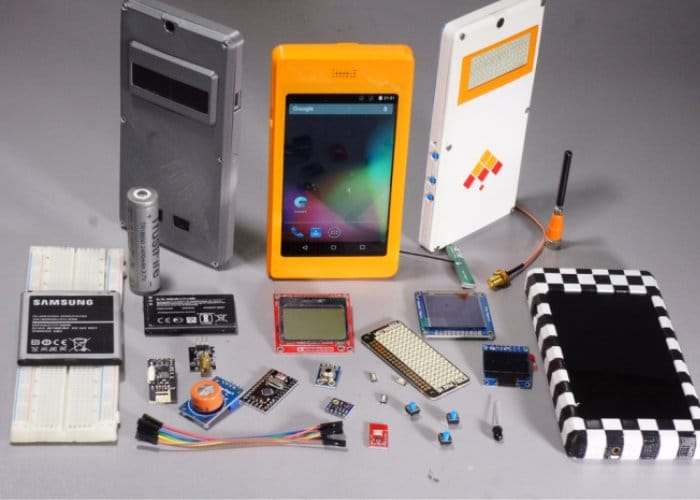 Kite Modular Smartphone Kit