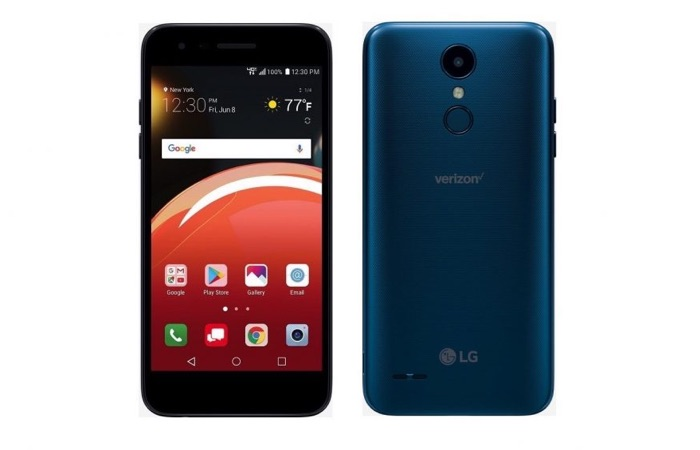 Verizon LG Zone 4 Smartphone Announced