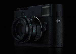 Leica Stealth Edition Monochrom Camera Unveiled For $15,750
