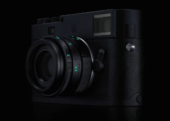 Leica Stealth Edition Monochrom Camera
