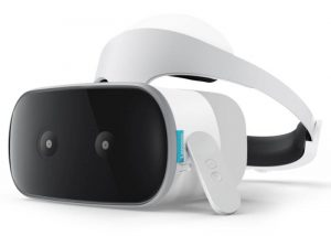 Lenovo Mirage Solo Daydream VR Headset Launches May 11th For $400