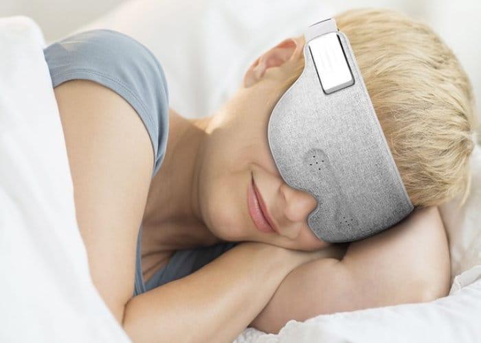 Luuna Intelligent Sleep Mask - Geeky Gadgets