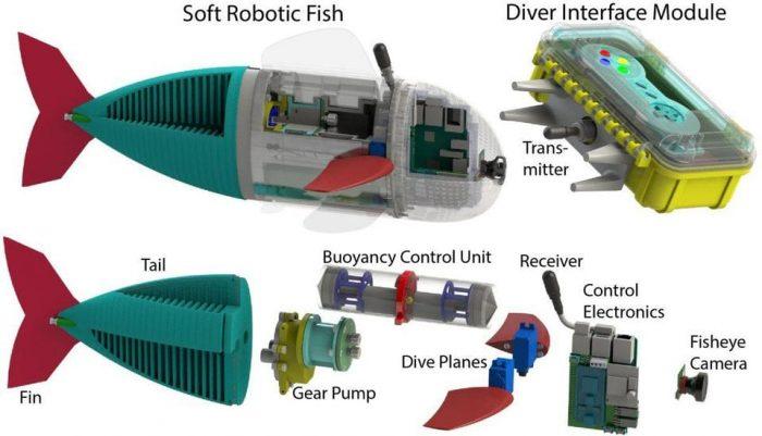MIT SoFi Robot Fish