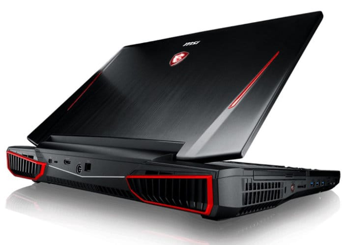 MSI GT83VR Titan Notebook