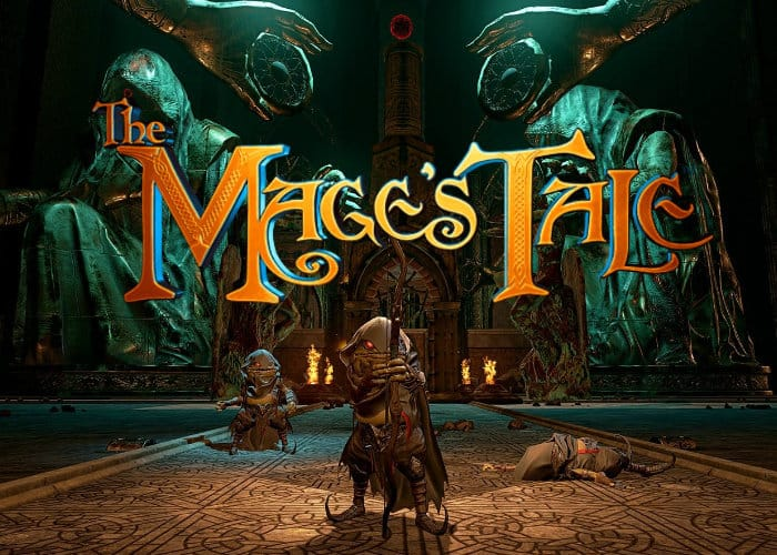 Mages Tale VR Game