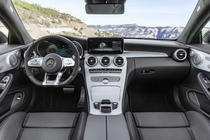 Mercedes AMG C 43