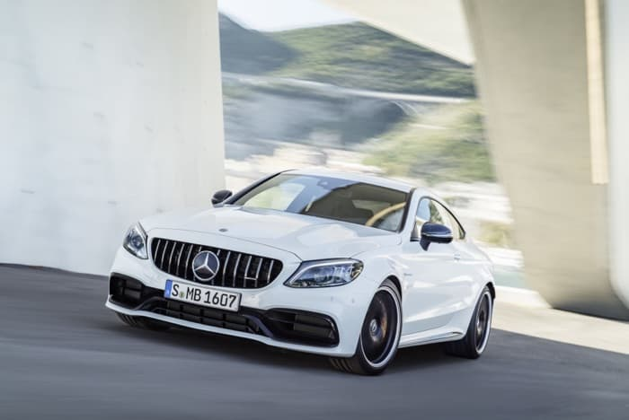 New Mercedes AMG C63 Gets Official