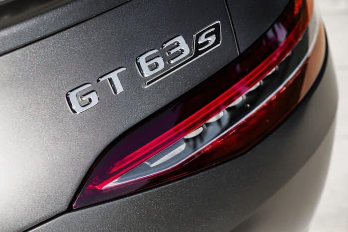 Mercedes AMG GT 4 Door Coupe