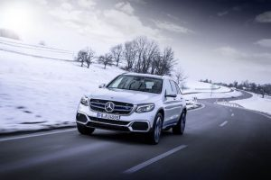 Mercedes Reveals More About The New Mercedes GLC F-CELL