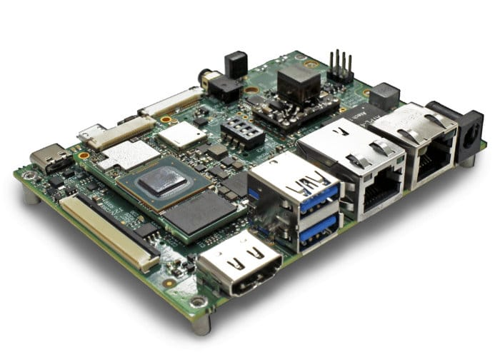 Mini PCs Equipped With NXP i.MX8 Chips