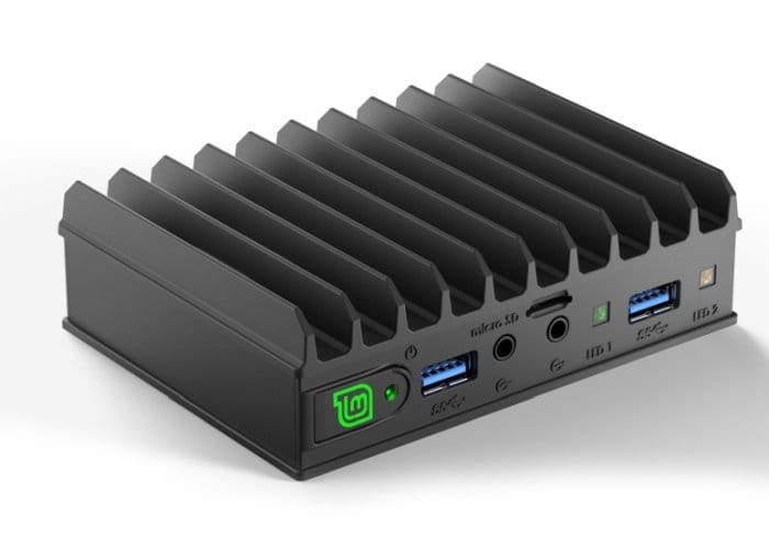 Mintbox Mini 2 Compact Linux Mini PC