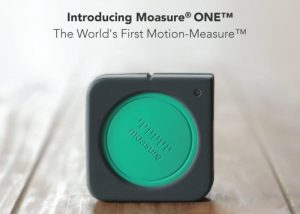 Moasure Smart Tape Measure Uses Movement To Measure