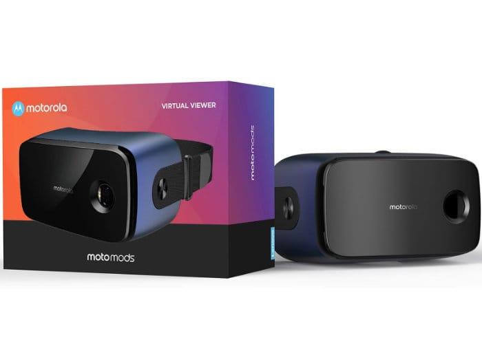 Motorola MotoMod VR Headset