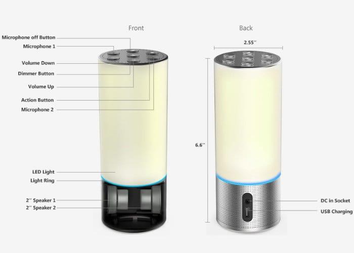New Alexa Lamps Under Development