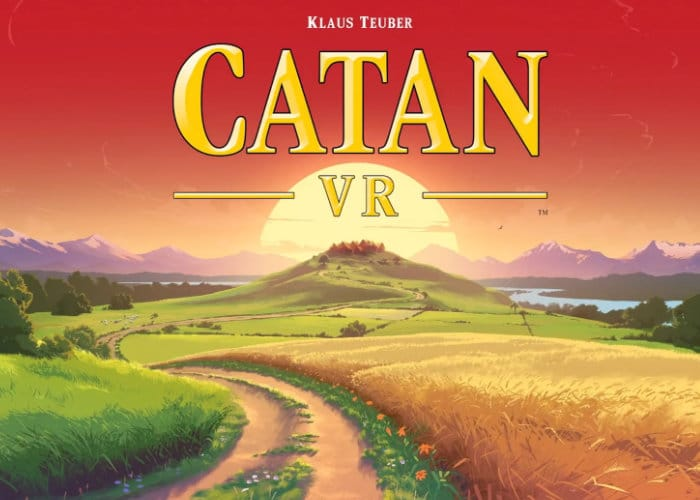 New Catan VR Game