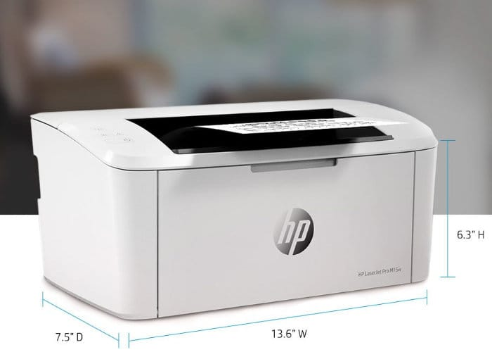 New Compact HP LaserJet Pro Printers Unveiled