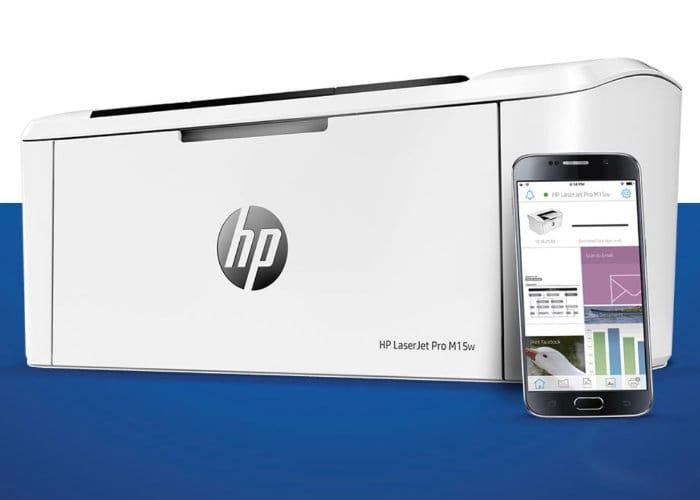 New Compact HP LaserJet Pro Printers
