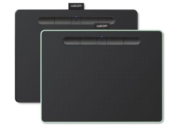 New Wacom Intuos Tablets