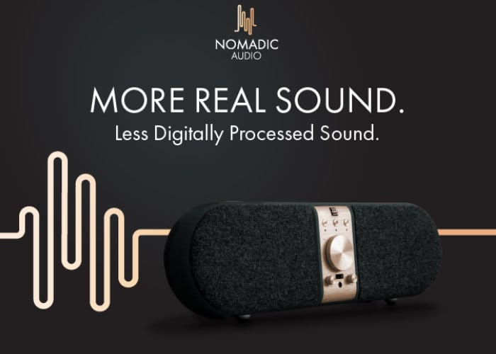Nomadic Audio Portable Speaker