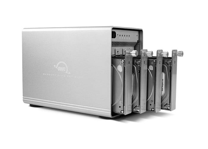 OWC Mercury Elite Pro Quad External Storage Solution-1
