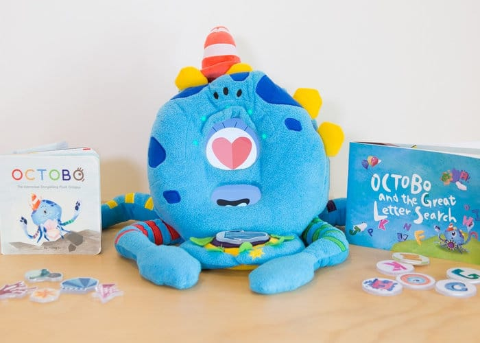 Octobo Smart Creative Learning Companion