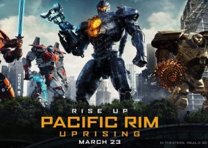 Pacific Rim Uprising Teaser Trailer, Premieres March 23rd 2018