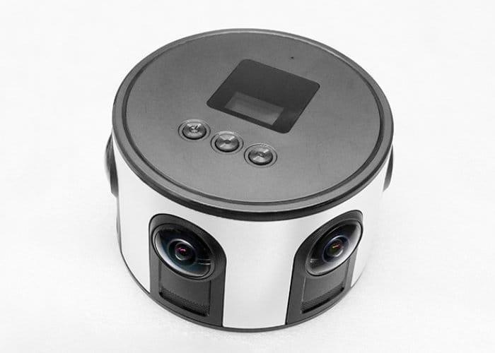 Pano-S 8K 360 VR Camera