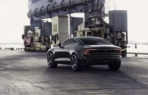 The Polestar 1 Is Now Available To Pre-order