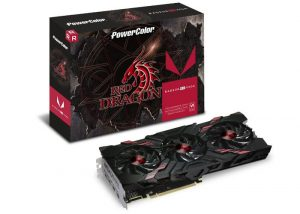 PowerColor Red Dragon RX Vega 56 Graphics Card Unveiled
