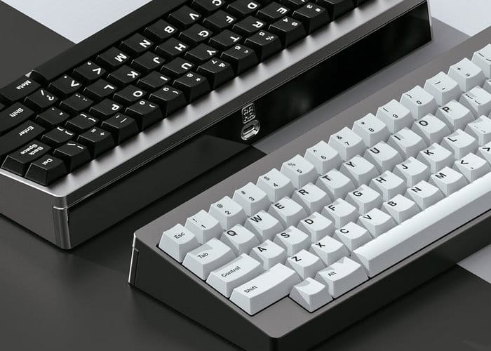 RAMA Works Mechanical Keyboard