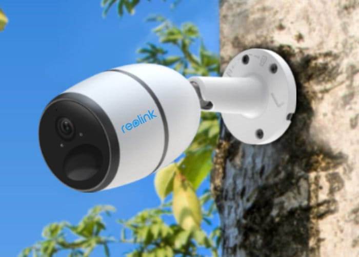 Reolink Go Wireless 4G LTE Security Camera