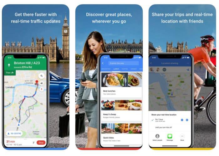 Restaurant Waiting Times app