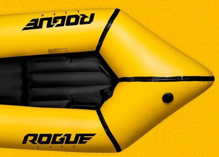 Rogue Packraft Lightweight Inflatable Raft