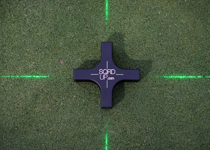 SQRDUP Laser Golf Swing Alignment Tool