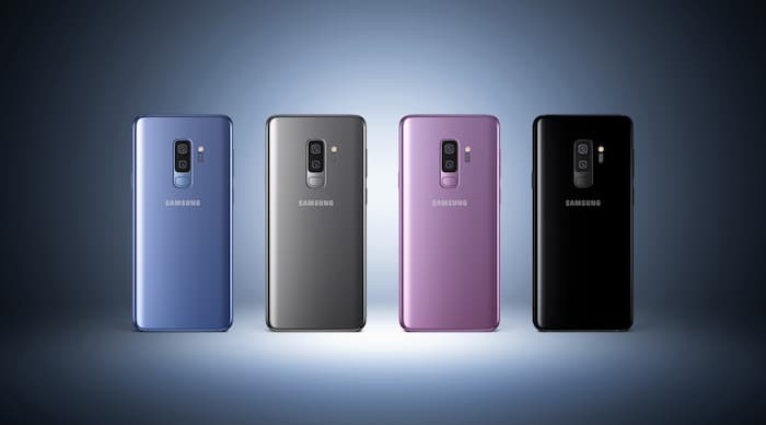 Samsung Galaxu S9