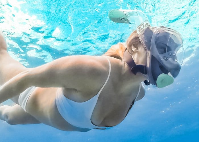 Seaview 180 SV2 Ultimate Snorkeling Mask