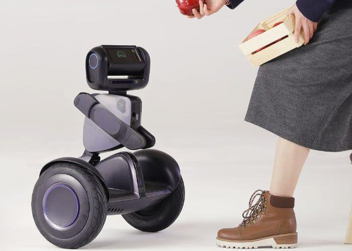 Segway-Loomo-Robot