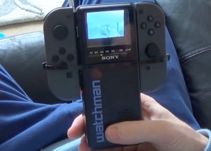 Switch Pocket TV