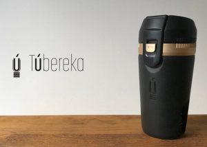 Túbereka Portable Pressure Brew Coffee Maker Mug