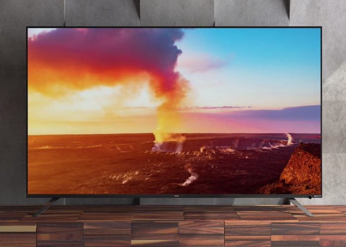 TCL 6-Series 4K HDR Roku TV