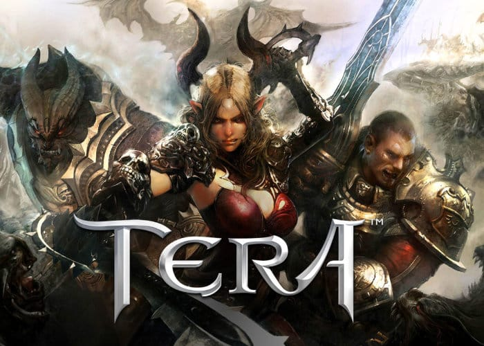 TERA Action MMORPG Launches April 3rd 2018 On Consoles