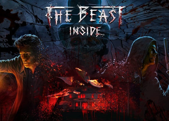 The Beast Inside PC horror game