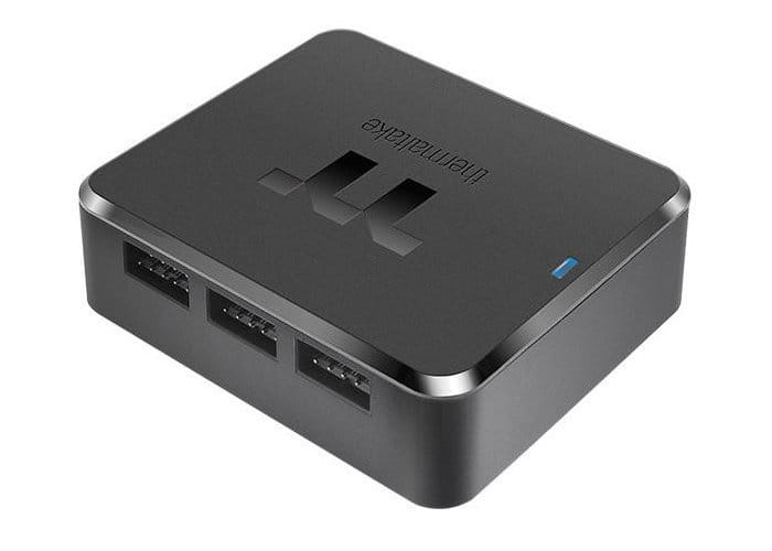 Thermaltake H200 Internal USB Hub-1