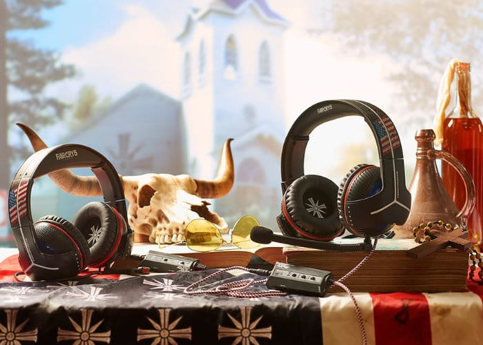 Thrustmaster Far Cry 5 Limited Edition Headphones