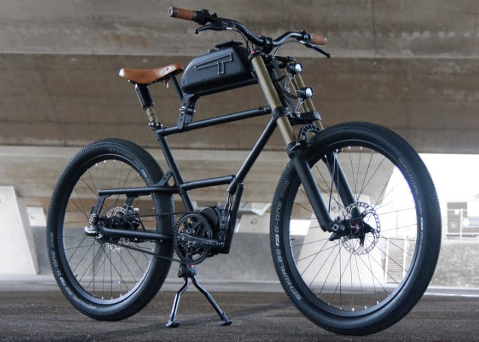 Timmerman Scrambler Electric Bike