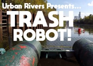 Trash Robot Multiplayer Game Lets You Clear Up Urban Rivers Remotely