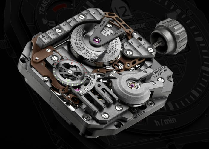 Urwerk AMC Clock And Watch