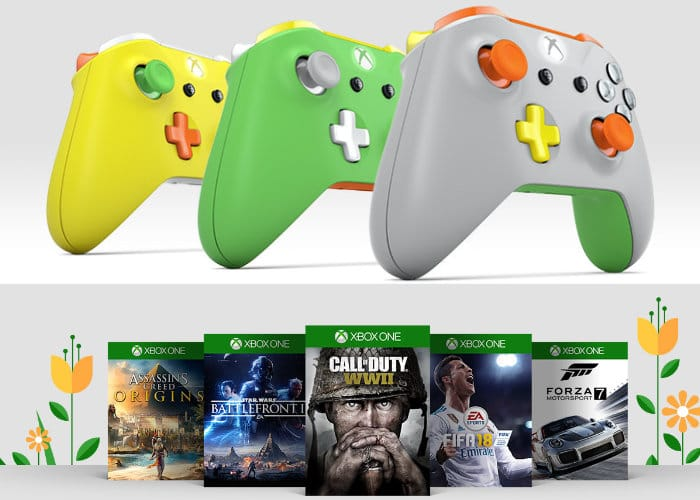 Xbox Games Spring Sale 2018 Now On